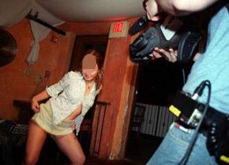 casting tournage film porno