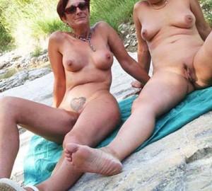 Rencontre femme naturiste gard